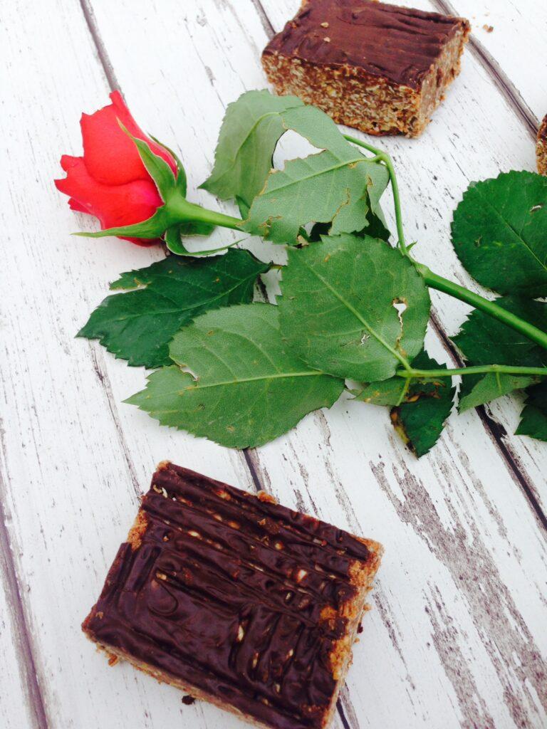 clean eating healthy chocolate bar recipe