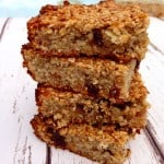 Delicious flapjack - click on the image to get the recipe