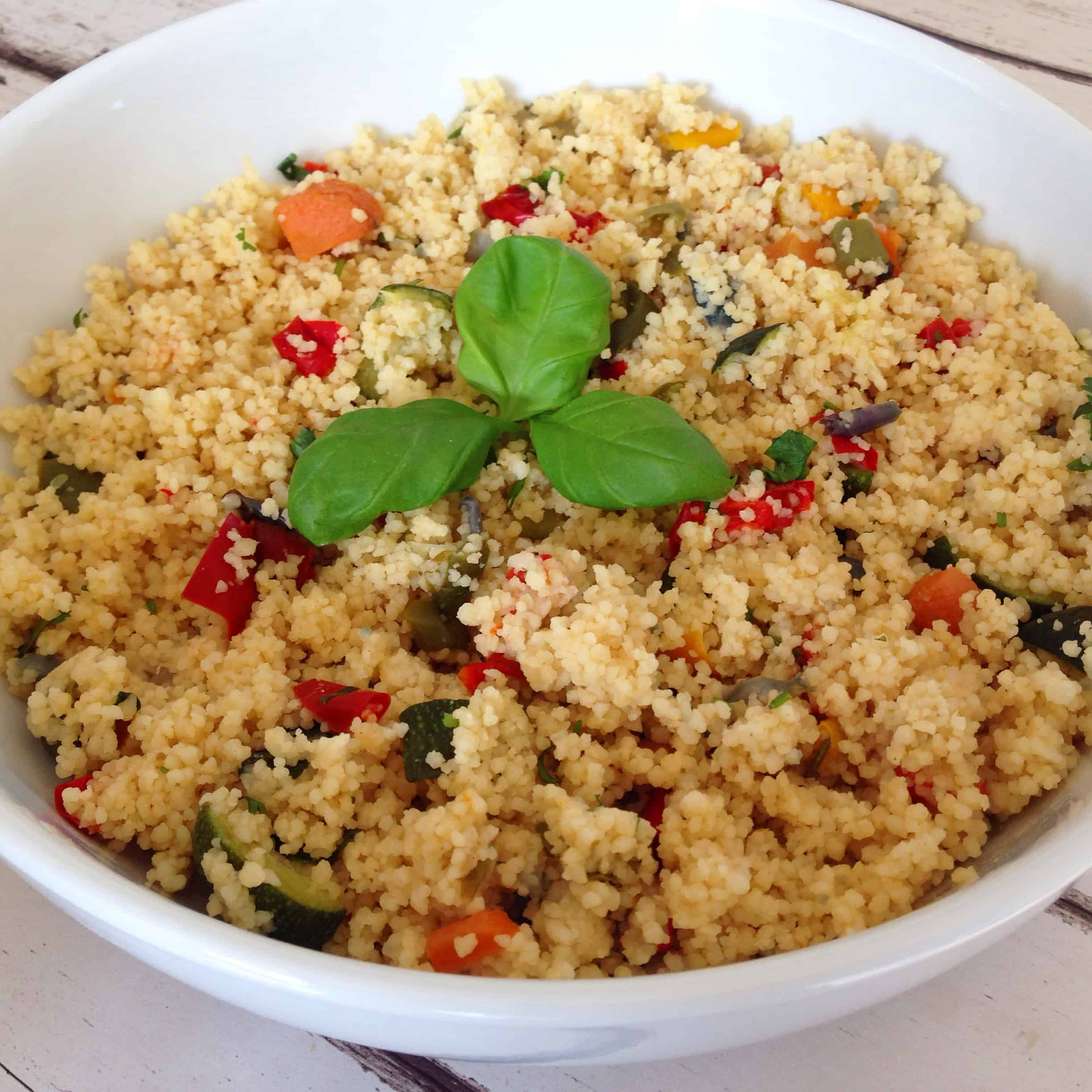 healthy easy couscous recipe 1 - Hedi Hearts Clean Eating Recipes