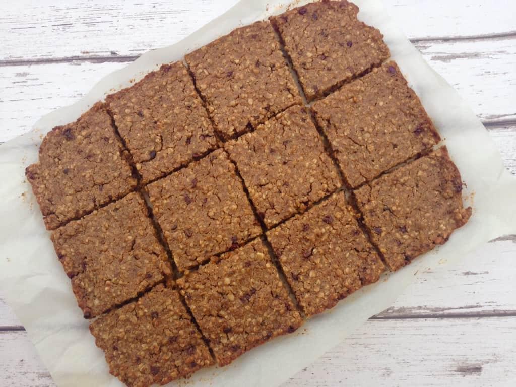 Clean chocolate blondies recipe 2