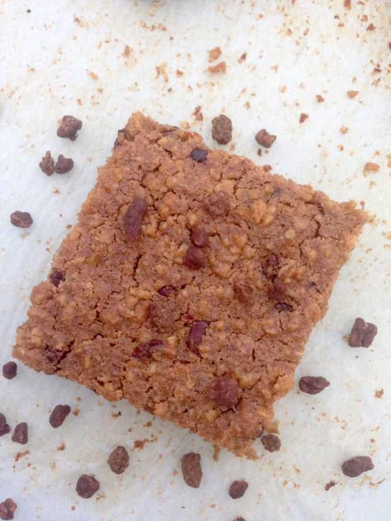 Clean chocolate blondies recipe 3