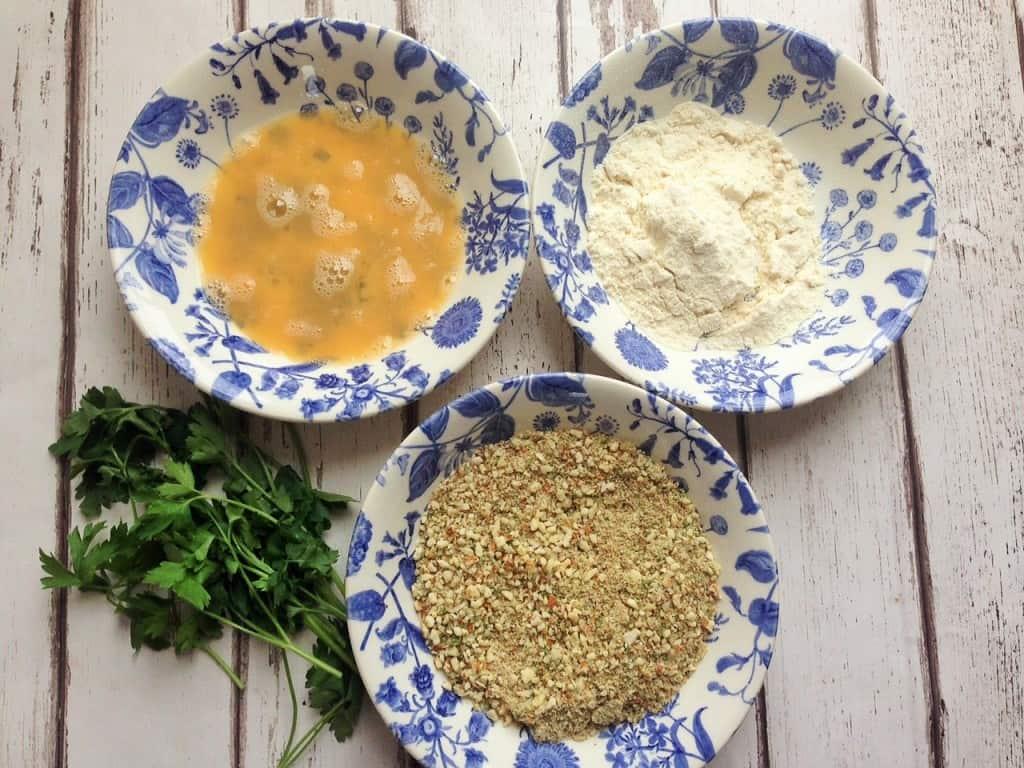 Cauliflower buns recipe 3