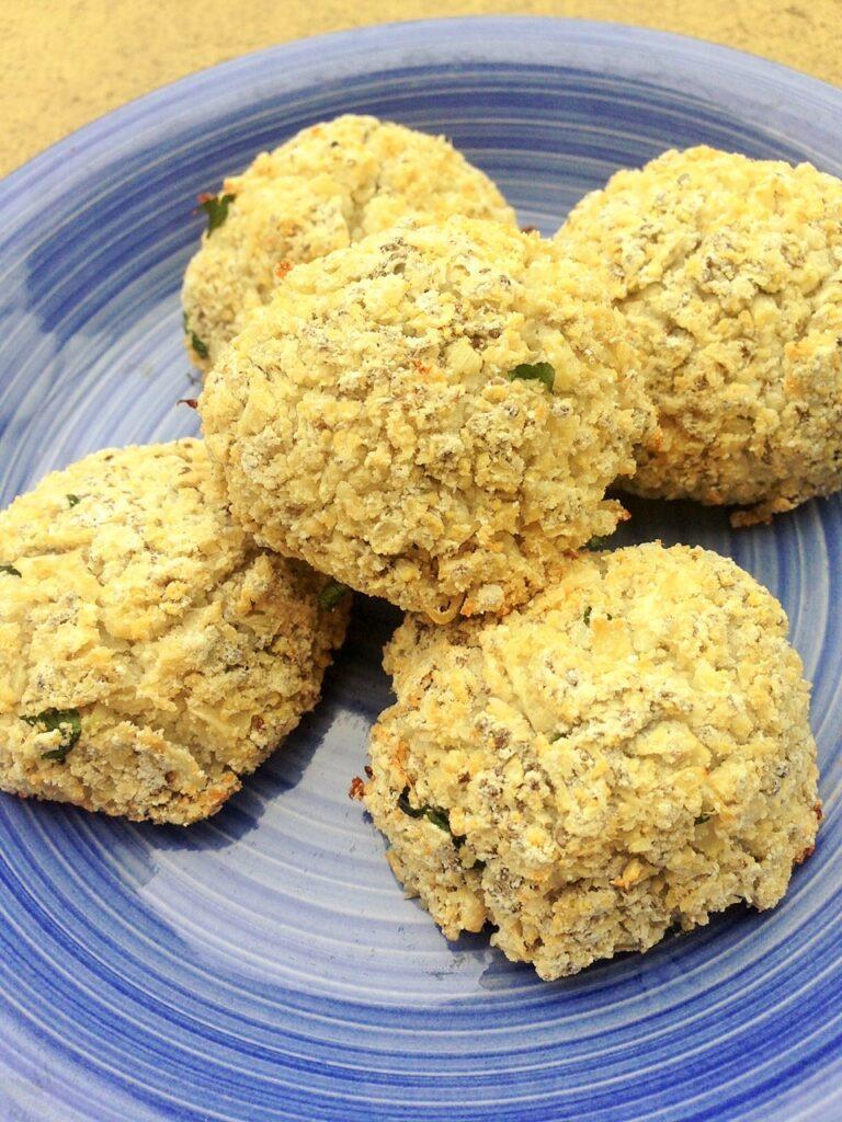 Cauliflower buns recipe 4
