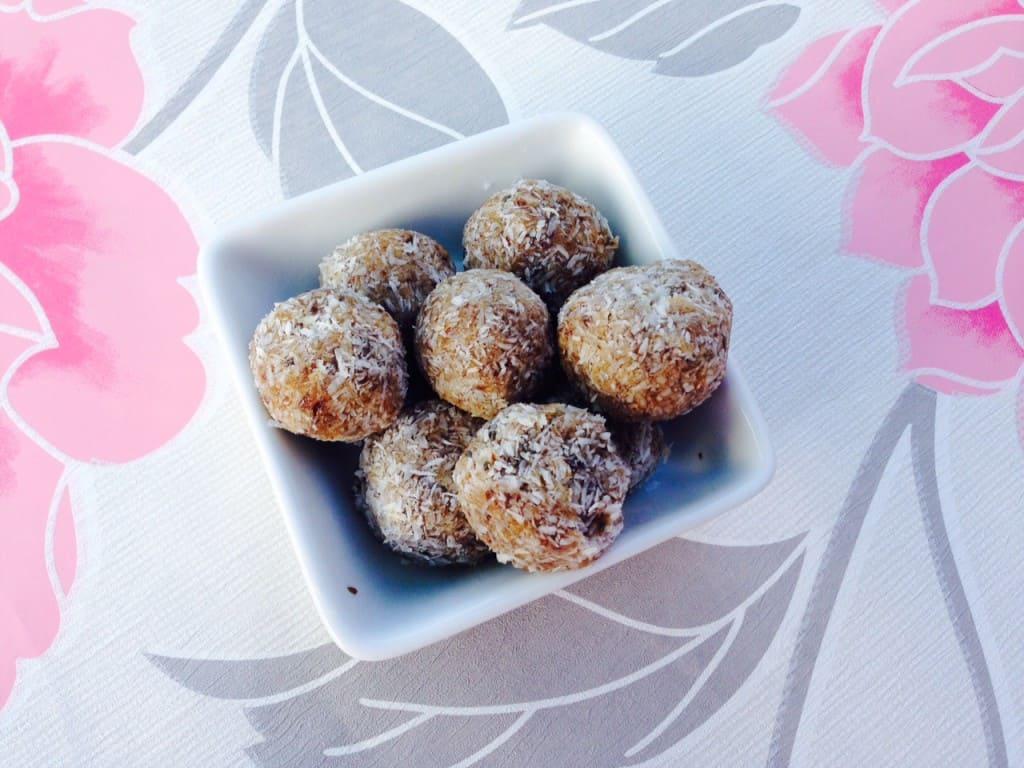 Clean energy balls recipe - Image 1