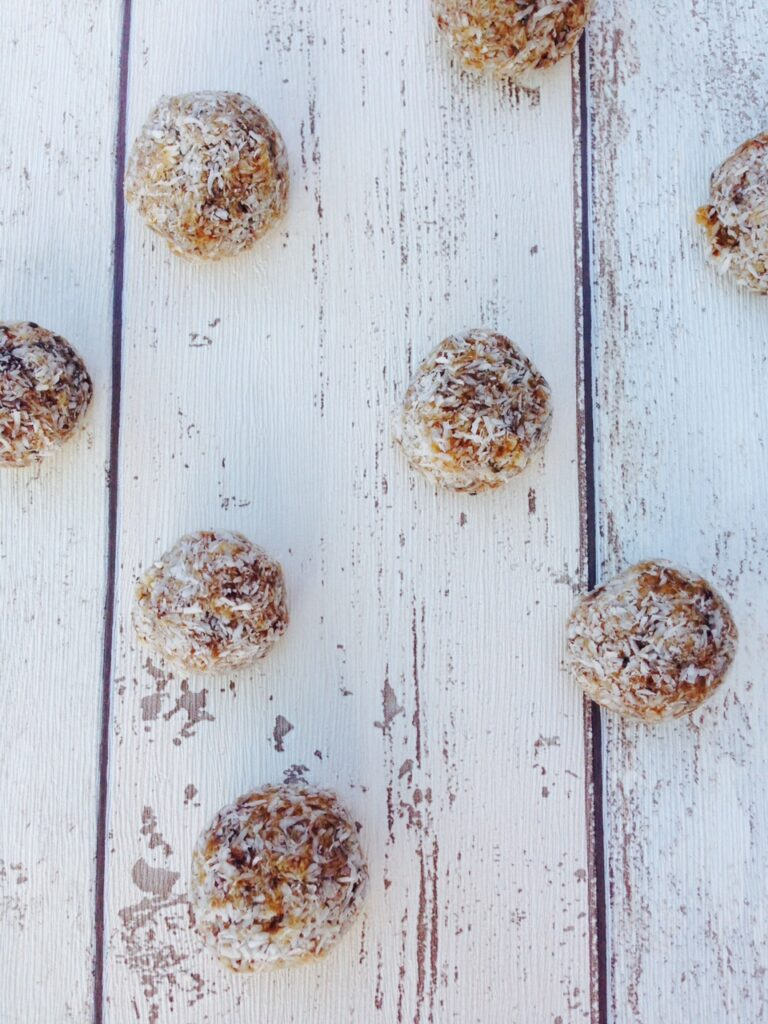 Clean energy balls recipe - Image 5