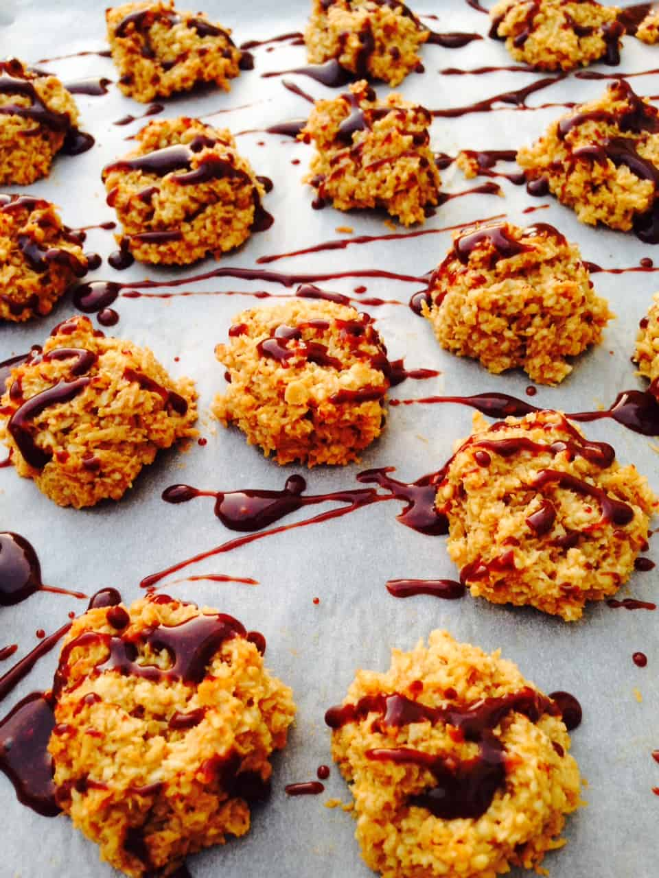 Healthy coconut and almond macaroons recipe Almond Macaroons Recipe Uk