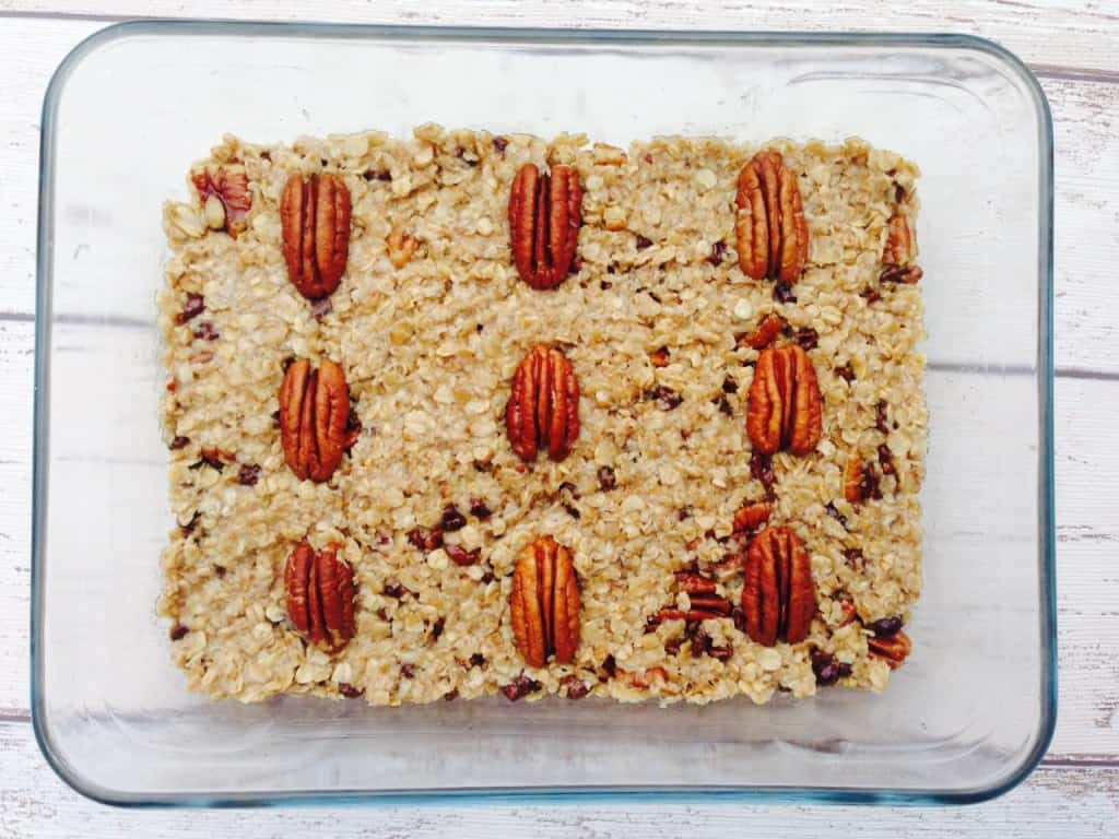 Healthy chocolate flapjack recipe - Image 7