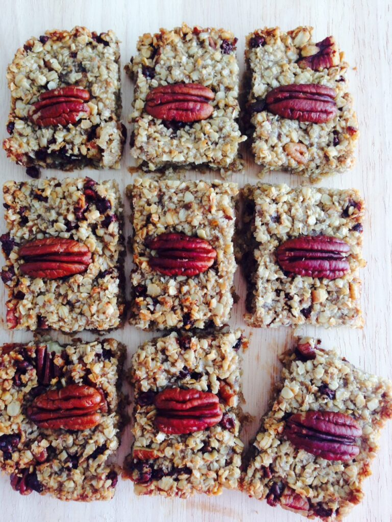 Healthy chocolate flapjack recipe - Image 3