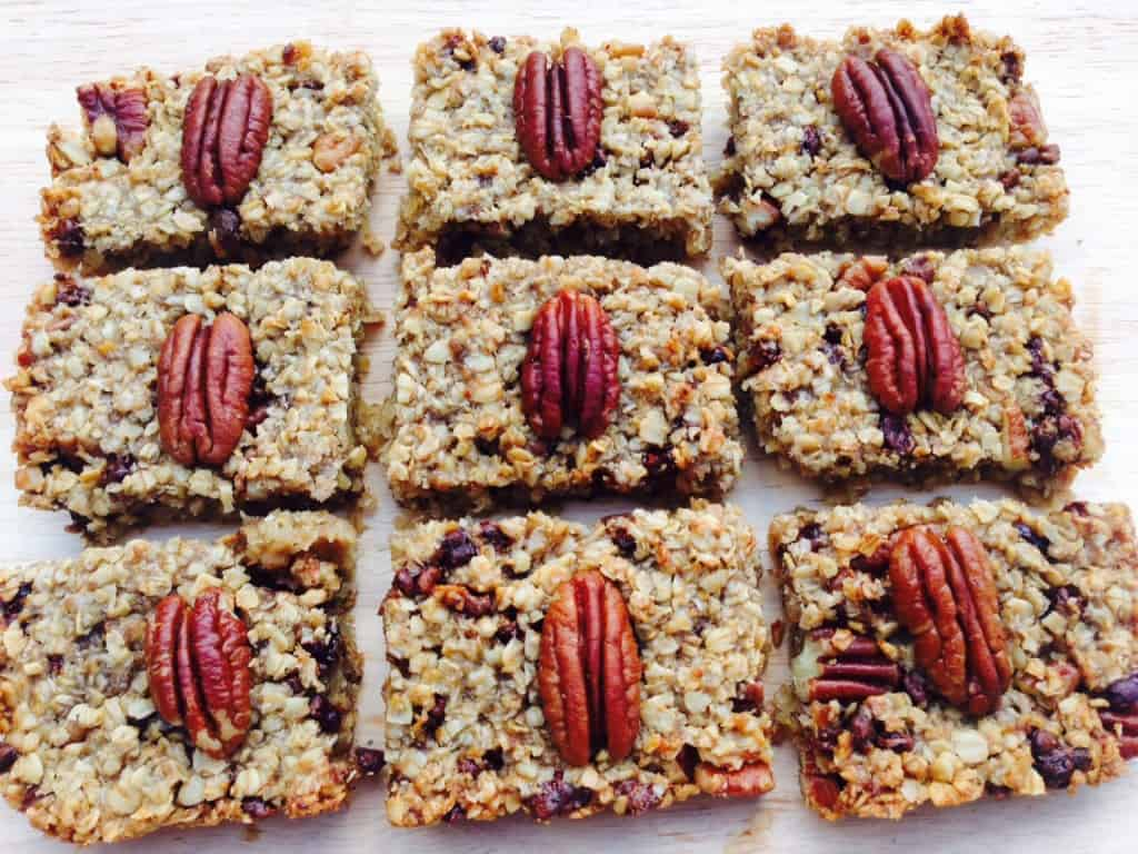 Healthy chocolate flapjack recipe - Image 4