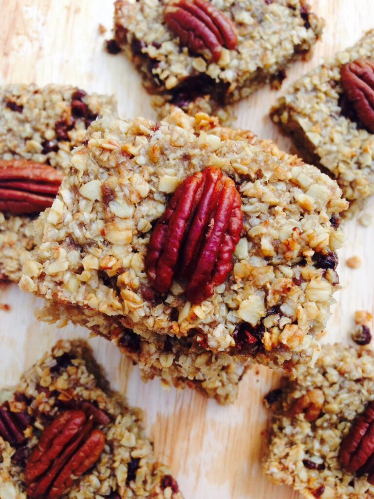 Healthy chocolate flapjack recipe - Image 8