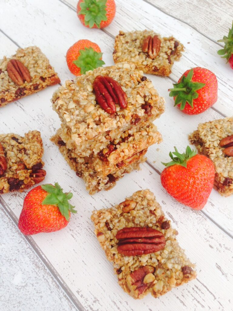 Healthy chocolate flapjack recipe - Image 2