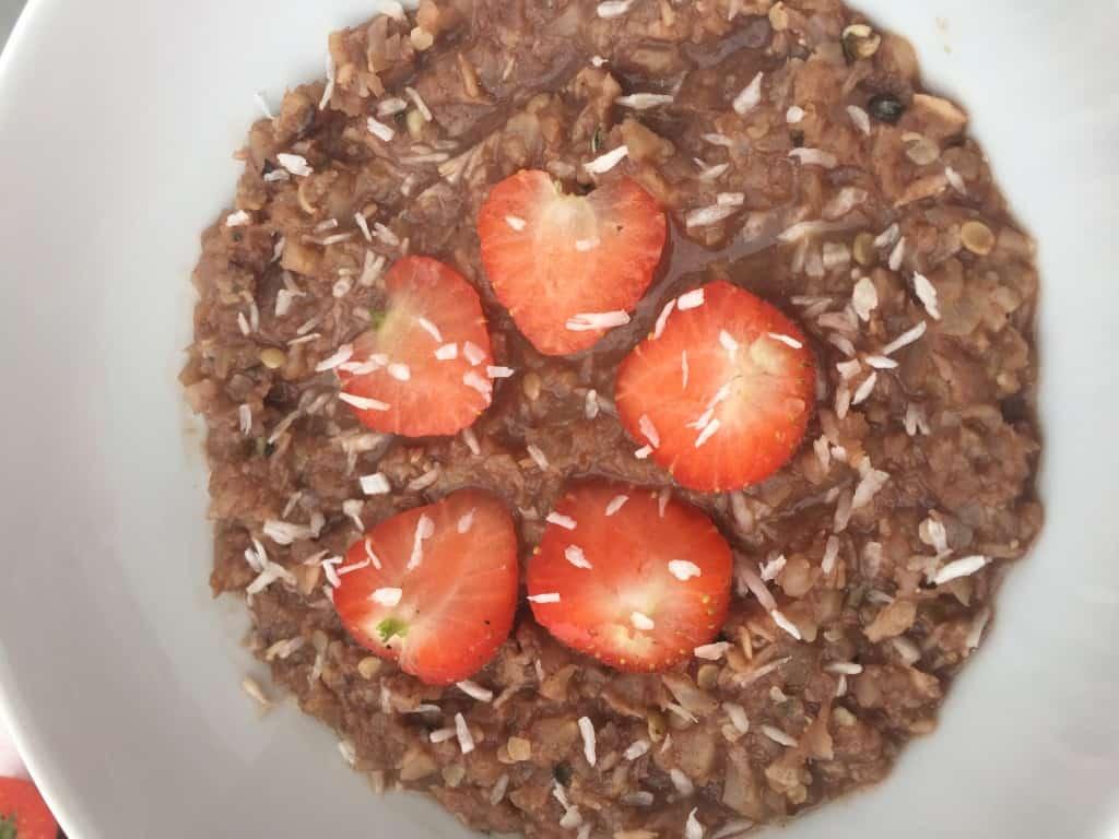 Cauliflower porridge recipe - Image 4