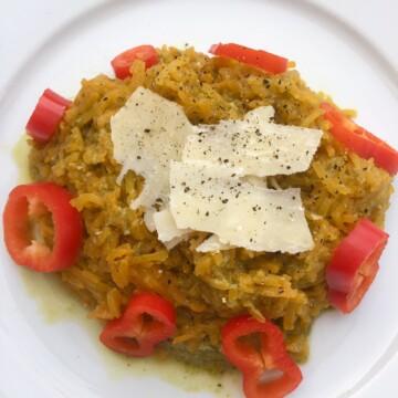 Clean green pesto recipe