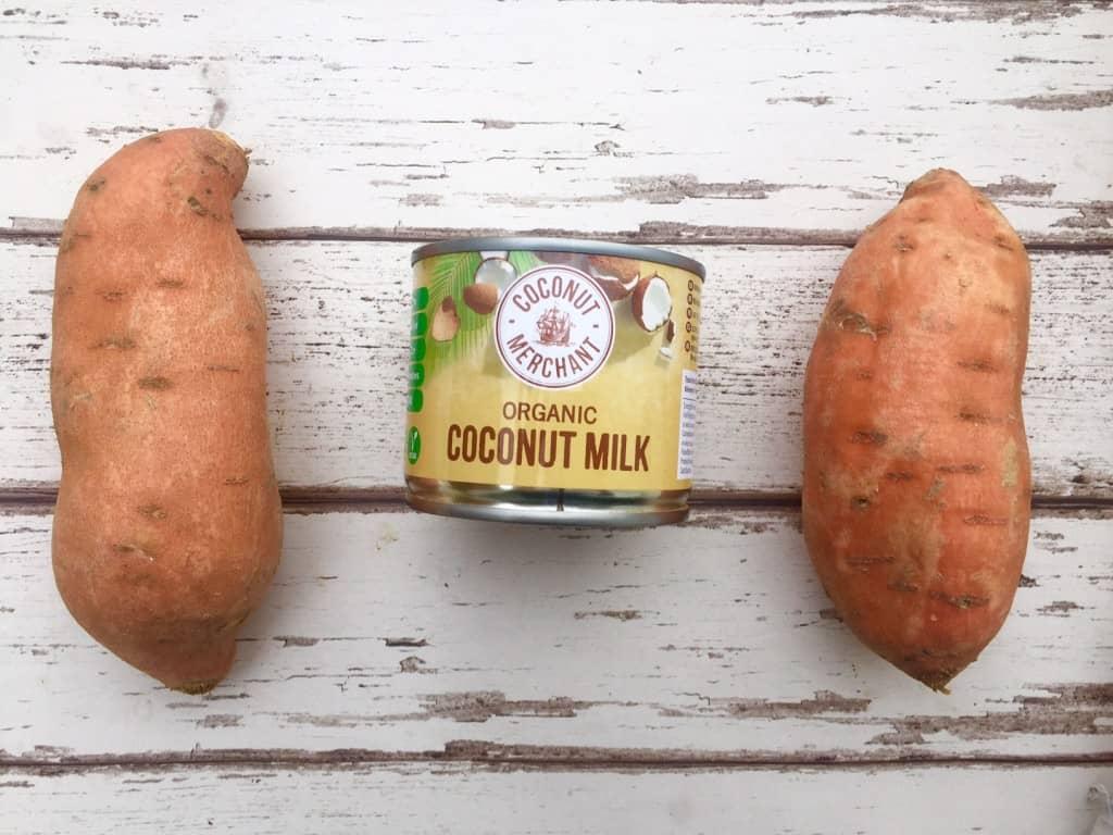 Sweet potato coconut soup recipe (Vegan) - Image 3