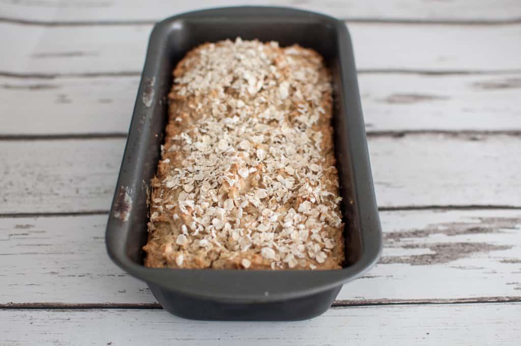 Clean eating oat bread recipe 3