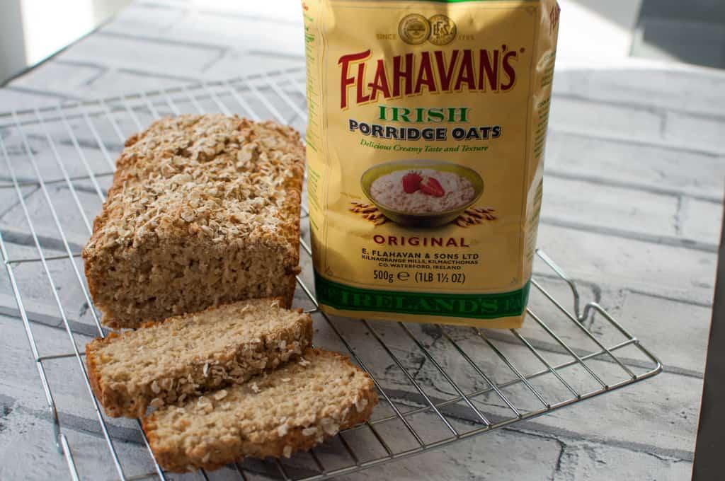 Clean eating oat bread recipe 2