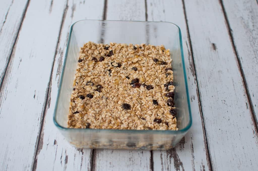 Healthy breakfast bar recipe 5
