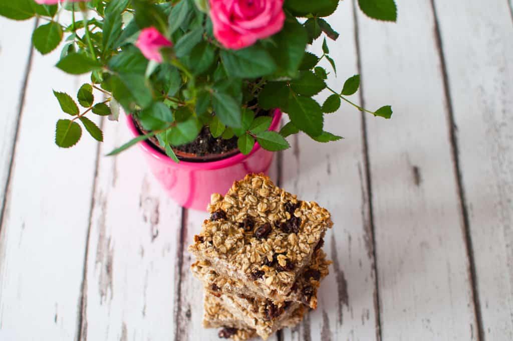 Healthy breakfast bar recipe 3