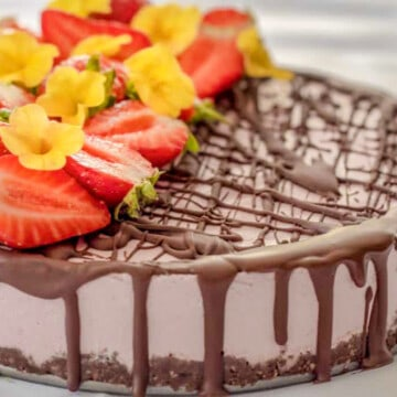 Healthy and Delicious Strawberry Cheesecake Recipe