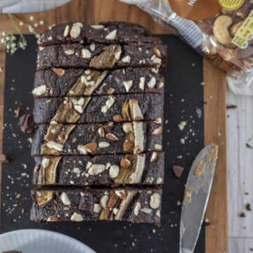 One-Bowl Chocolate Banana Bread