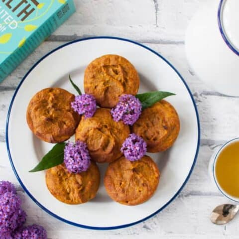 Clean eating pumpkin muffin recipe