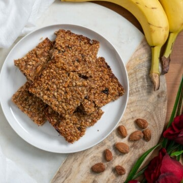 Simple and clean flapjack