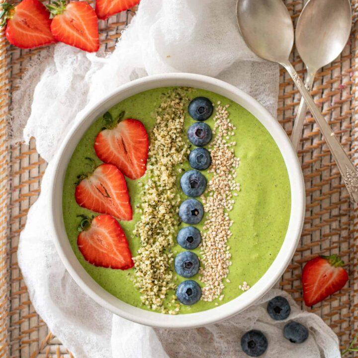 Easy Green Smoothie Recipe