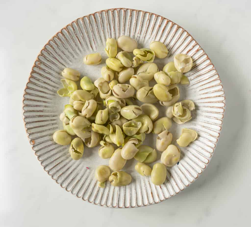 Broad Bean Recipe